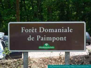 bosque brocelianda paimpont