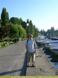 Vicente y los botes