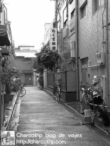 Calle desierta
