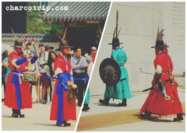 cambio-guardia-Gyeongbokgung