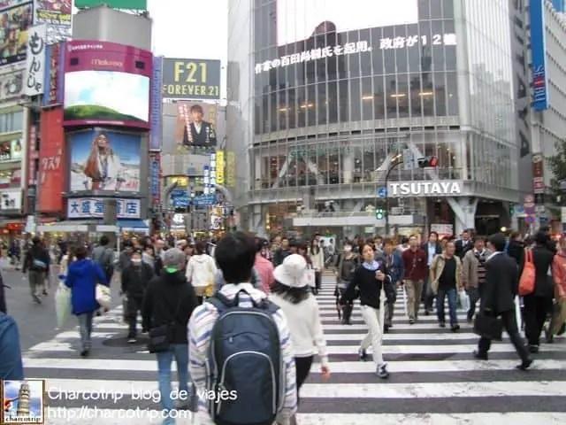 En Japón no hay que tener miedo de cruzar la calle... no te atropellaran :D