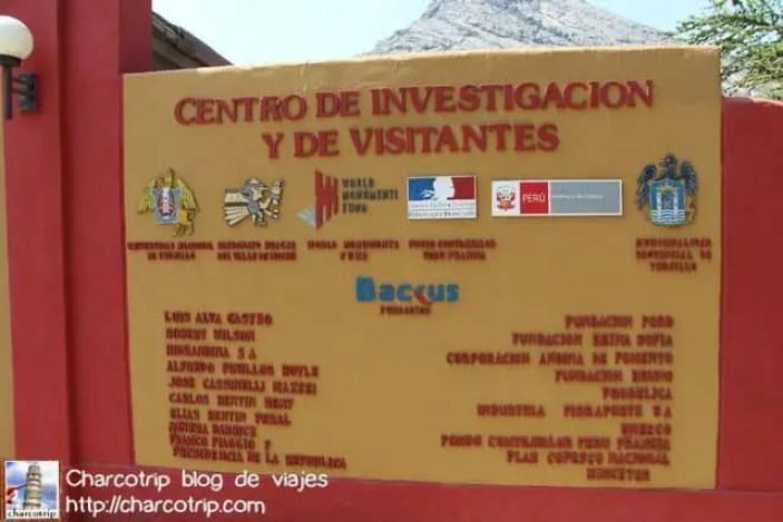 Francia presente en las Huacas