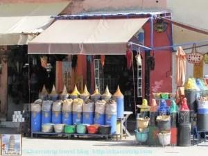Especias de Marrakech