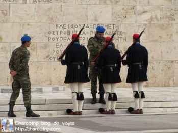 """Y ahi esta los """"soldados normales"""" que les digo"""