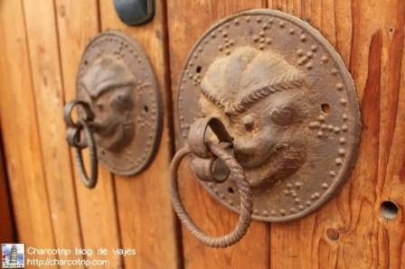 Manijas de puerta
