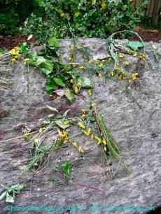 flores tumba merlin