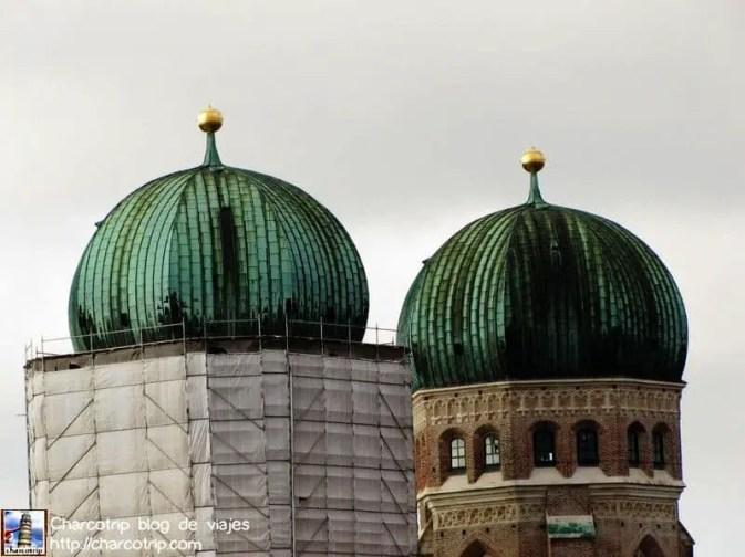 Cupulas de la catedral