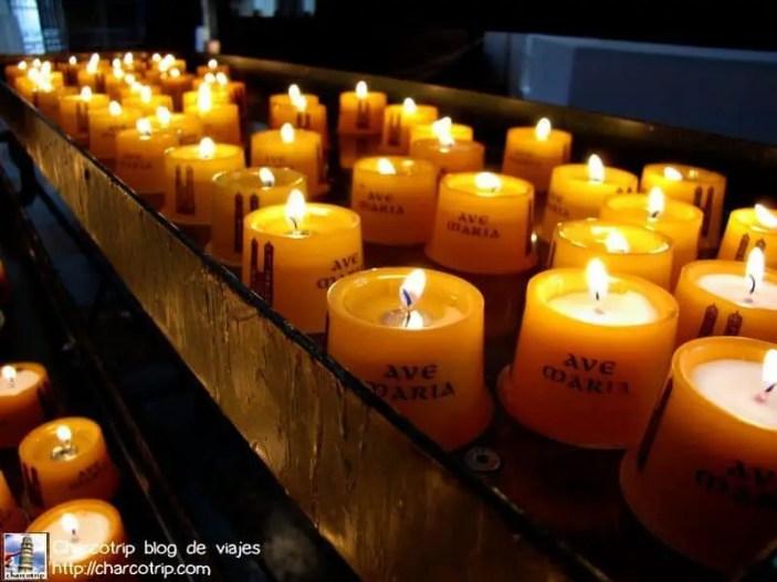 Hermosas velas