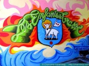 Lindo grafiti
