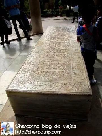 hafez tumba shiraz