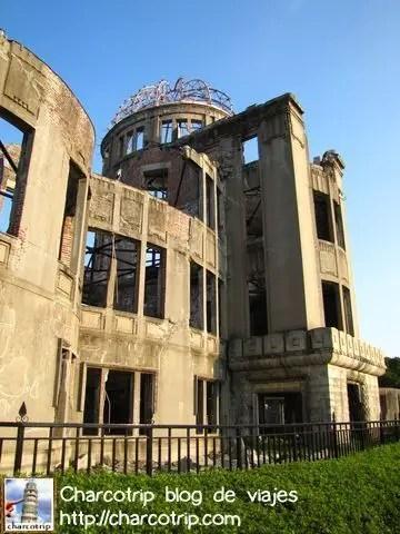 Y este es el A-bomb dome
