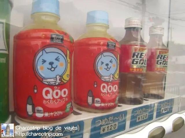 Hasta las botellas son kawaii
