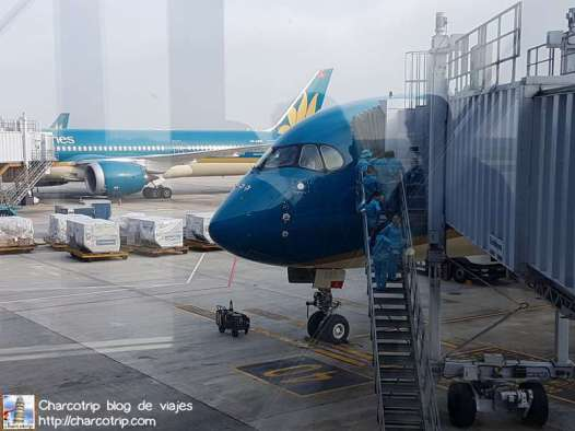 llegada-vientnam-airlines