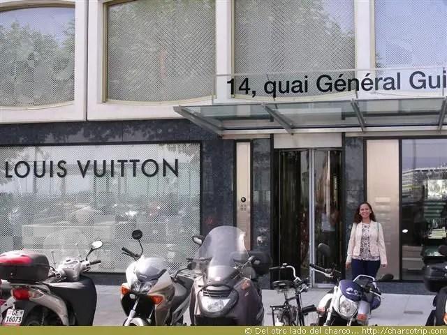 LV en Ginebra