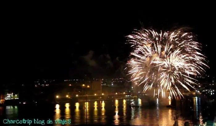Fuegos artificiales malteses por Charcotrip