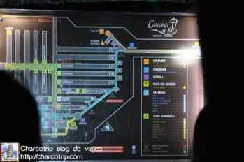 Mapa del area