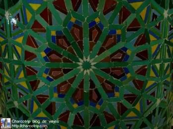 Azulejos verdosos