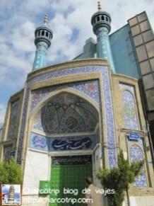 mezquita-teheran