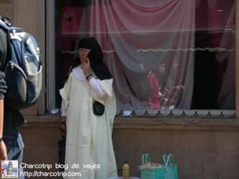 Una monja verdadera!