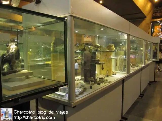 Museo de piedras preciosas