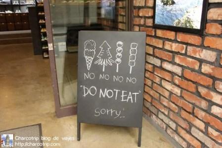 No te lo comas!