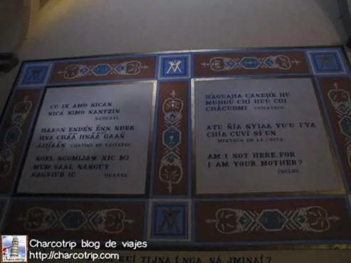 Textos en lengua indigena
