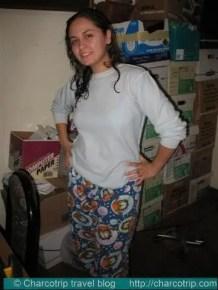 Olga antes