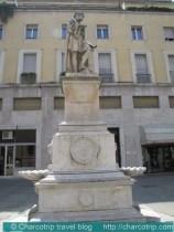parma-estatua