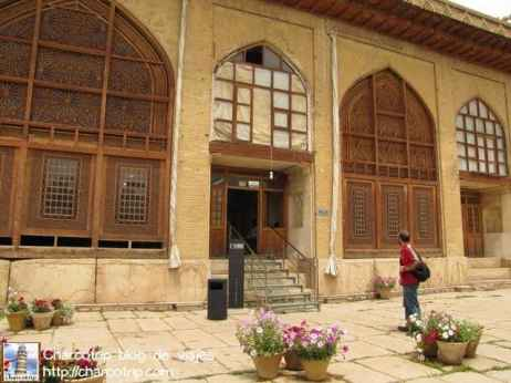 shiraz karim khan edificios