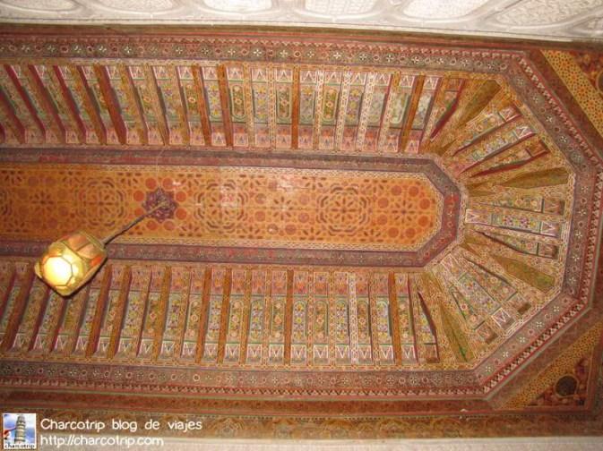 techo-palacio-bahia-marrakech