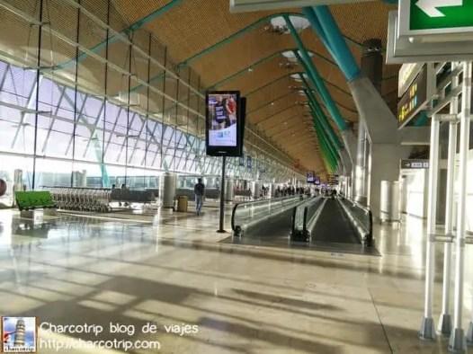 Terminal 4, yeah