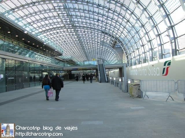 Estacion de Torino Porta Susa