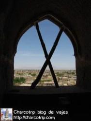 Una ventana X