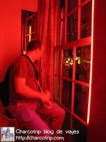 Vicente en la ventana