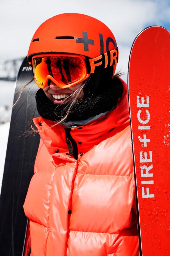 Fire+Ice athlete, Bene, Sven, Laura, skiing, portrait, Sölden