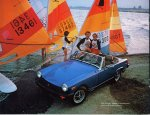 1979 MG Advertising Brochure Page 4