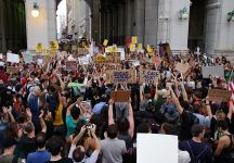 Occupy Wall Street September 30 2011 - File Photo