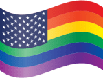 Rainbow Stars and Stripes