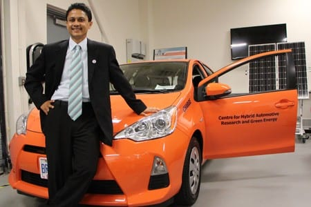 Event to showcase electric vehicle technology