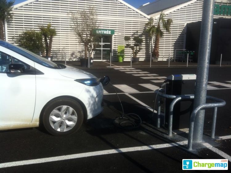 gamm vert groupe maisadour charging