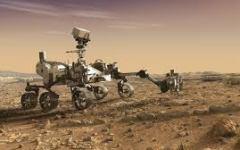 The Next Frontier: Mars