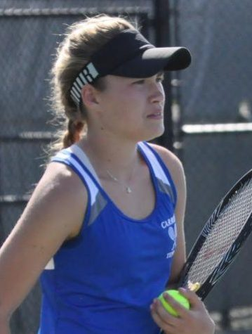 Ladies Tennis Finishes Season Undefeated