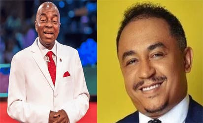 """Daddy Freeze apologizes to David Oyedepo for referring to him as a """"Bald-headed fowl"""" (video)"""