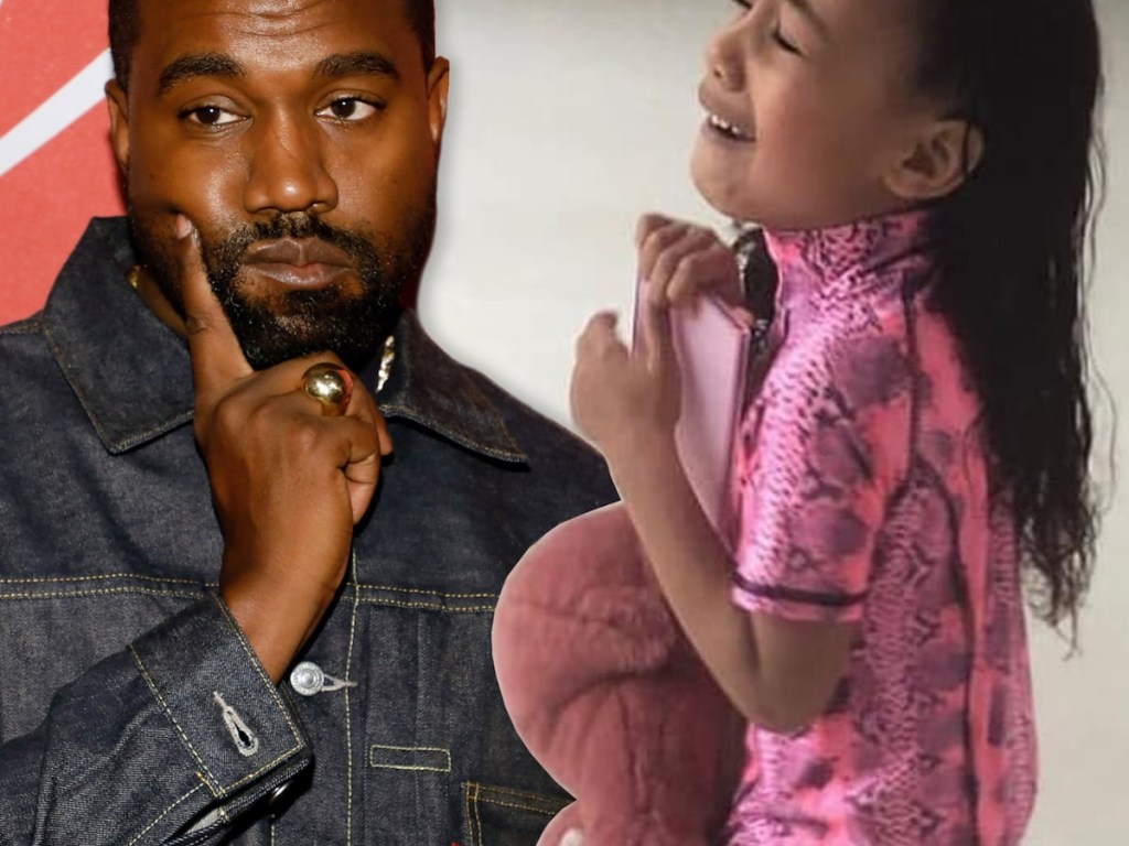 """Say A Prayer For Kanye West: """"…IF I AM MURDERED DON'T EVER LET WHITE MEDIA TELL YOU I WASN'T A GOOD MAN"""" – Ye writes to Daughter, North."""