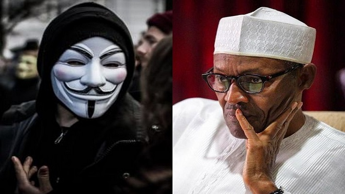 BREAKING: Hackers hit CBN, INEC, EFCC, NBC and vows to expose govt. secrets in hacking spree called 'Operation Nigeria'