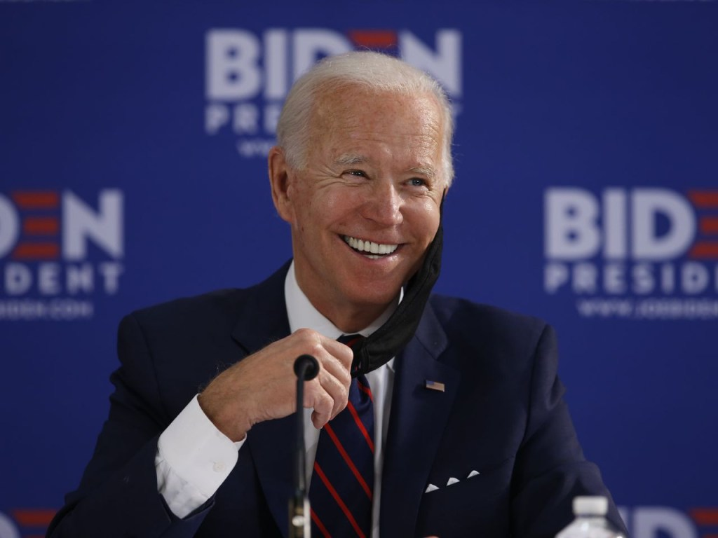 "#USelection2020: ""Joe Biden becomes first-ever Presidential Candidate to receive 80 Million votes.."""