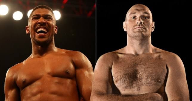 """I want to take Tyson Fury's head off his shoulders"" – British-Nigerian boxer warns Fury ahead of their showdown in 2021"