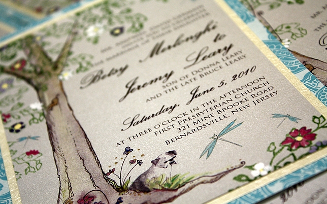 Invitation Printing Services London