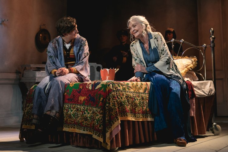 Image result for harold & maude, charing cross theatre