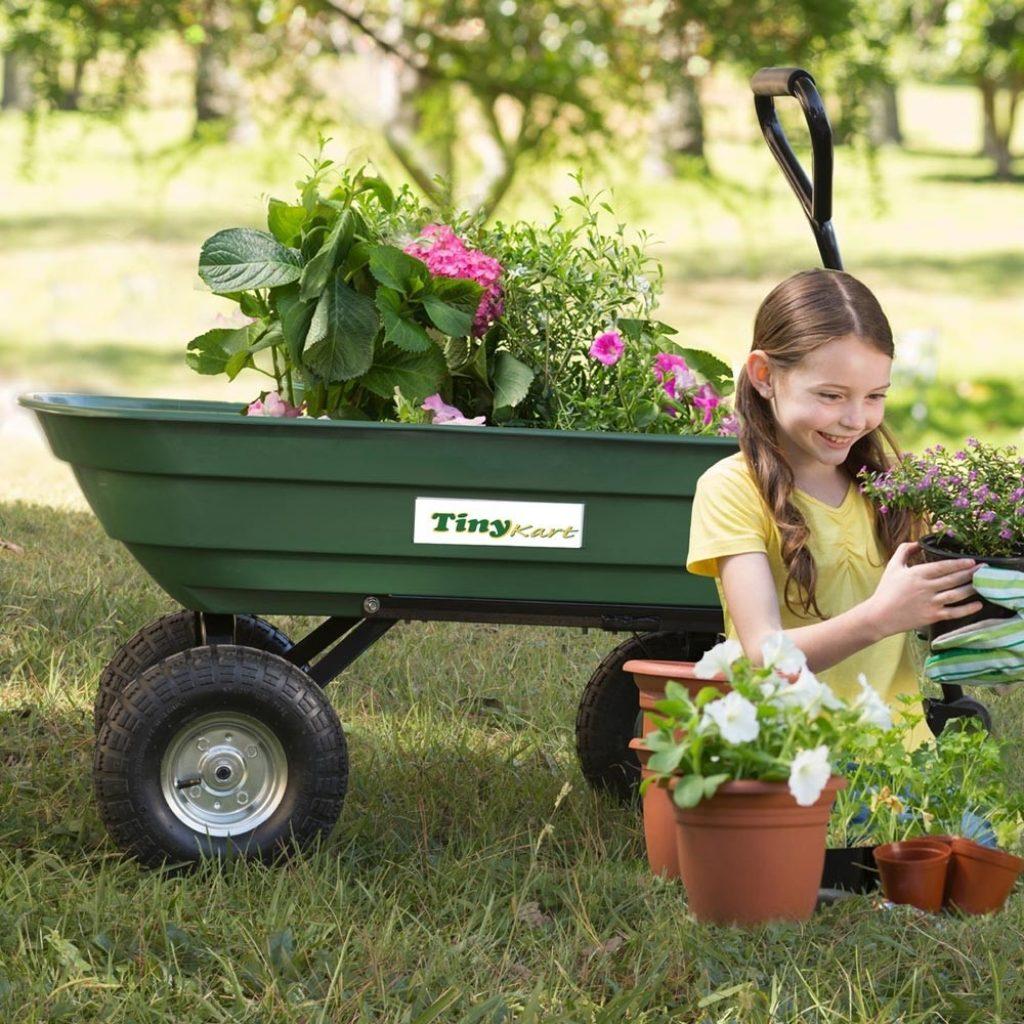 test de chariot de jardin meilleur